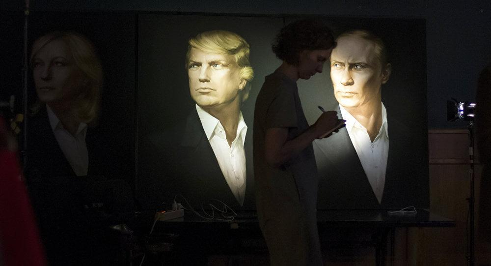 Trump and Putin - DEBKA claims Trump preparing joint US-Russian-Turkish assault on Islamic State
