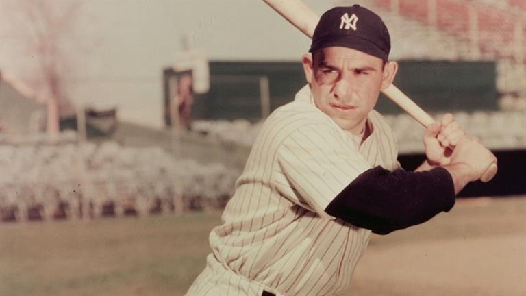 Yogi Berra Famous Veteran