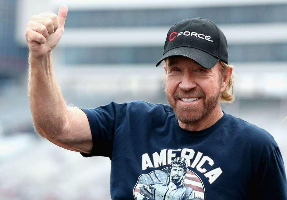 chuck norris military service 1