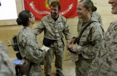 chuck norris military service