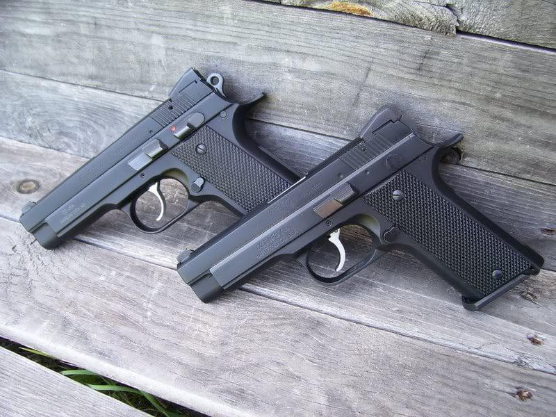 CZ-Colt Z40 pistol