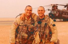 Pat Tillman one of notable professional athletes who served in the US military