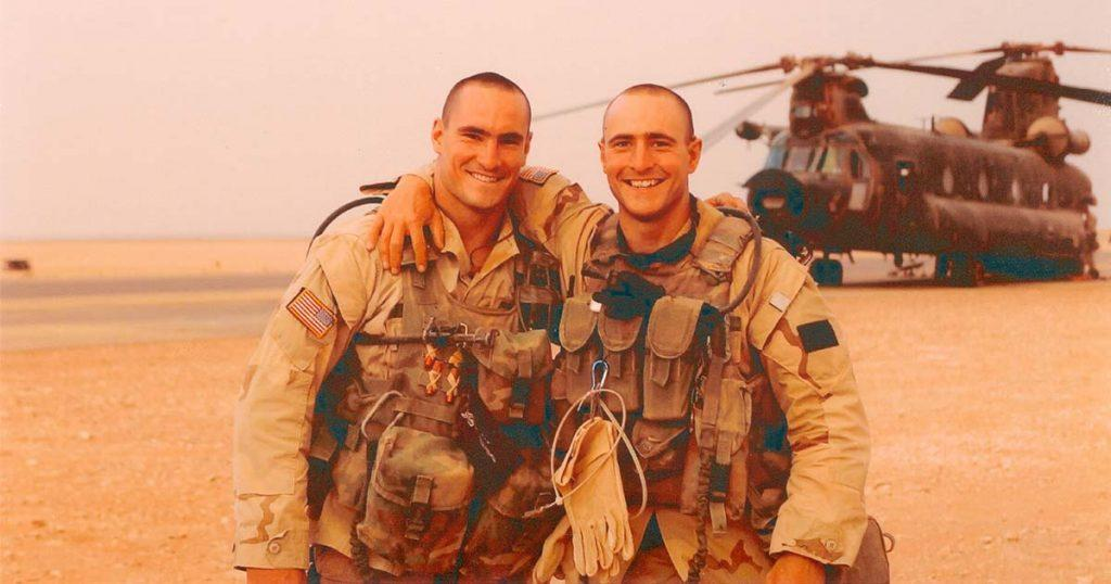 Most notable professional athletes who served in the US military 23