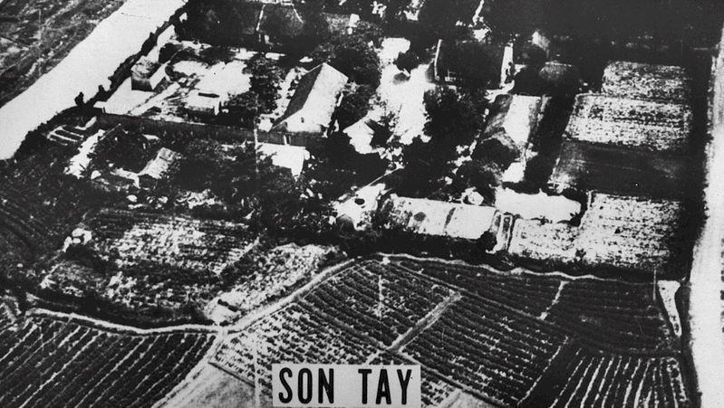 Son Tay was a prison camp in Vietnam where were held American POWs