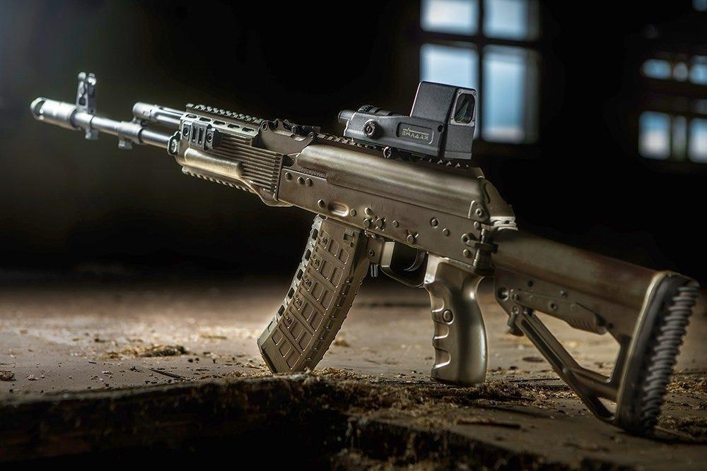 The new Spetsnaz assault rifle - AK-400