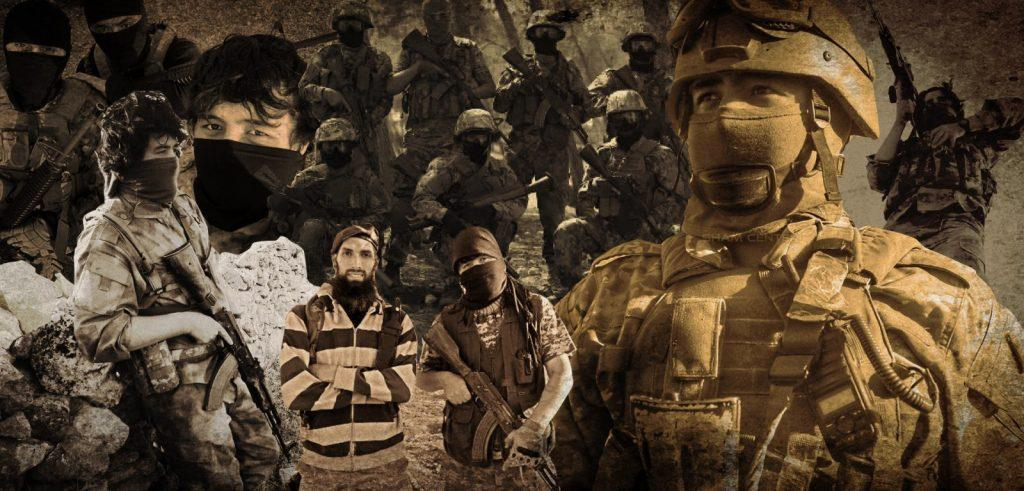 Malhama Tactical PMC - Malhama Tactical: The Blackwater of Jihad