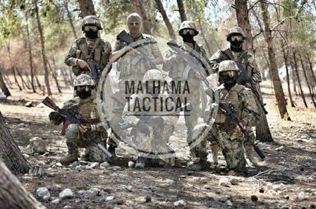 Malhama Tactical: The Blackwater of Jihad