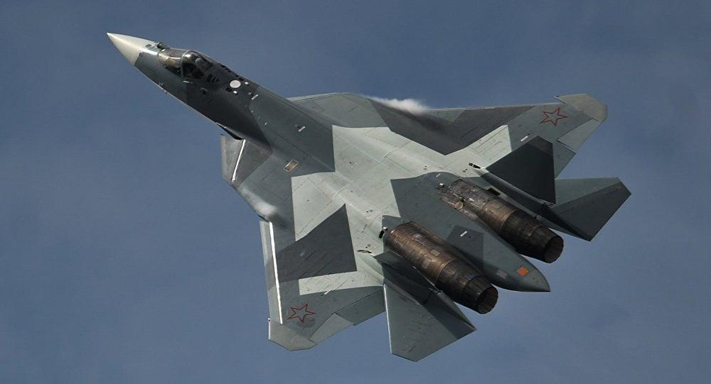 Su-57 Head Developer Explains Why Russian Stealth Jet is Better Than F-22, F-35