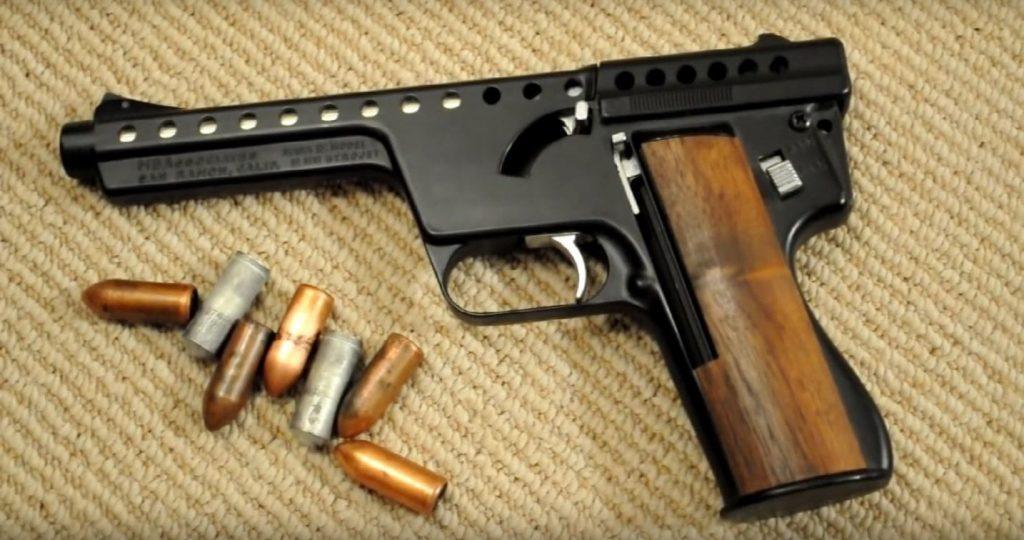 Top 5 Unusual Handguns In The World Spec Ops Magazine