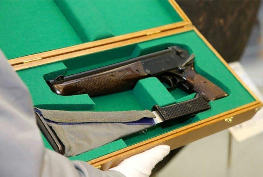 Top 5 unusual handguns in the world