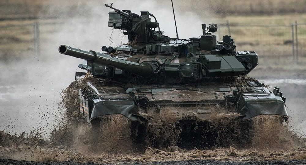 T-90MS Russian Flying Tank