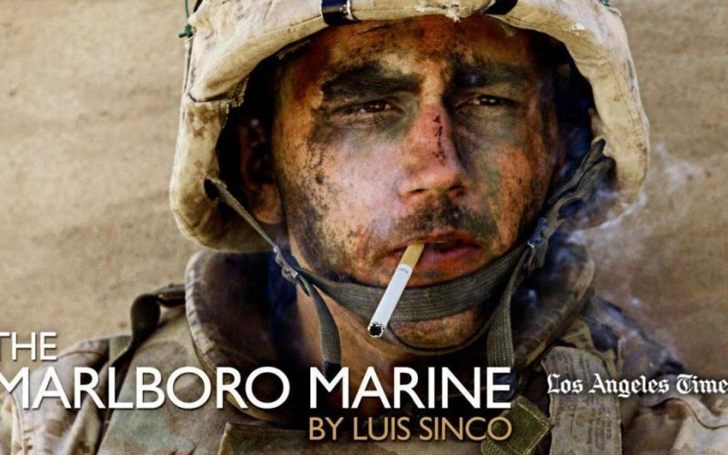 The truth behind the 'Marlboro Marine' and that famous photo 2020 image