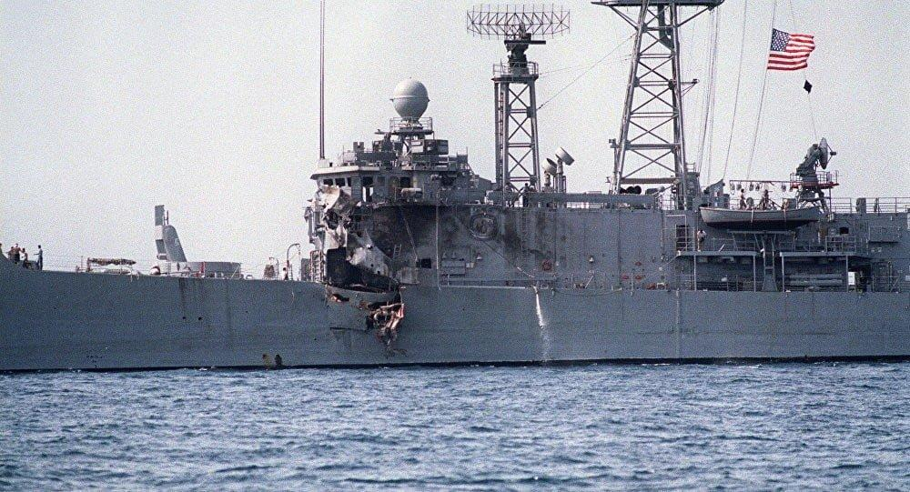USS Stark 1987 - USS Stark was hit by Iraqi missiles 30 years ago