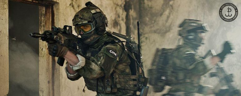 COMMANDO Special Forces Group 1
