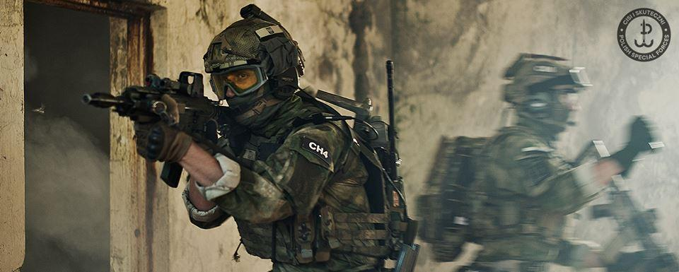 COMMANDO Special Forces Group Poland - COMMANDO Special Forces Group