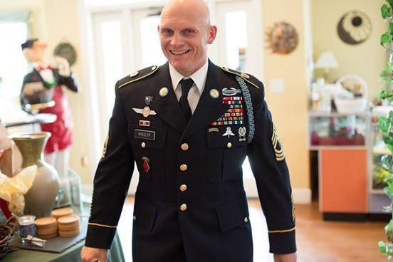 Joshua Wheeler, a distinguished member of 1st Special Forces Operational Detachment Delta