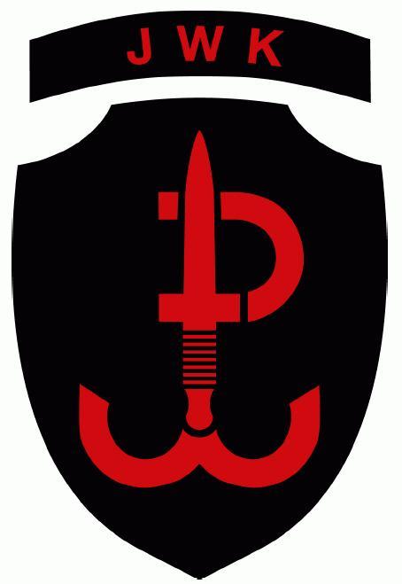JW Komandosow insignia