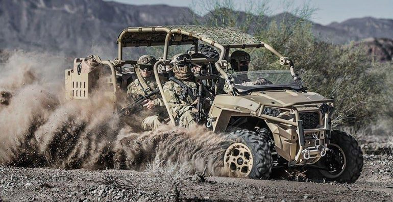 Polaris MRZR D4 ATV 770x396 - The ultimate Polaris ATVs for special operations