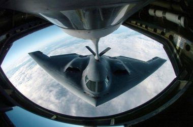 B-2 'Spirit of Kansas' - the most expensive crash in USAF history 5