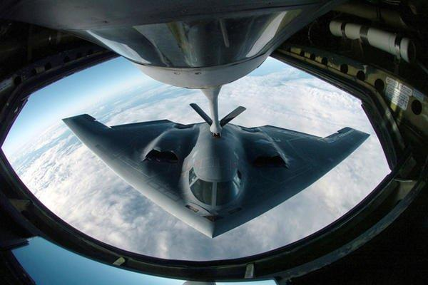 B-2 'Spirit of Kansas' - the most expensive crash in USAF history 1