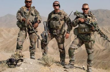 French Foreign Legionnaires in Afghanistan