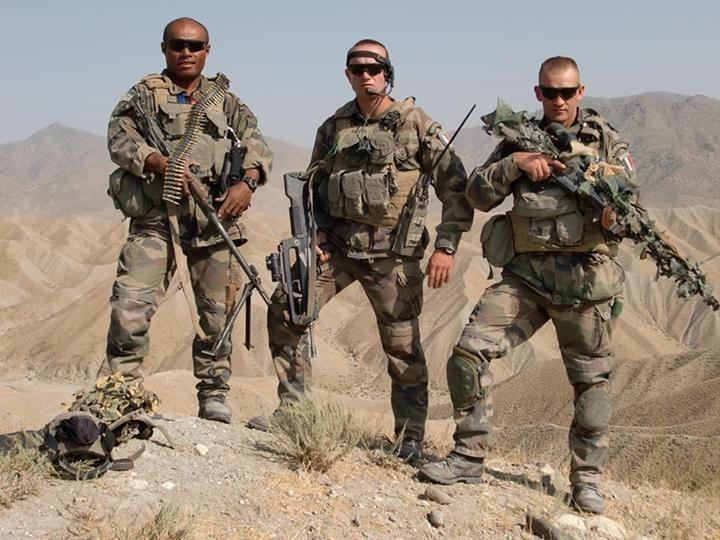 How good is the French Foreign Legion compared to the British SAS, SEAL Team 6 or Delta Force? 1