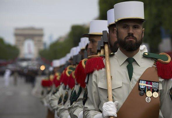 Being proud - French Foreign Legion's Code of Honor 2