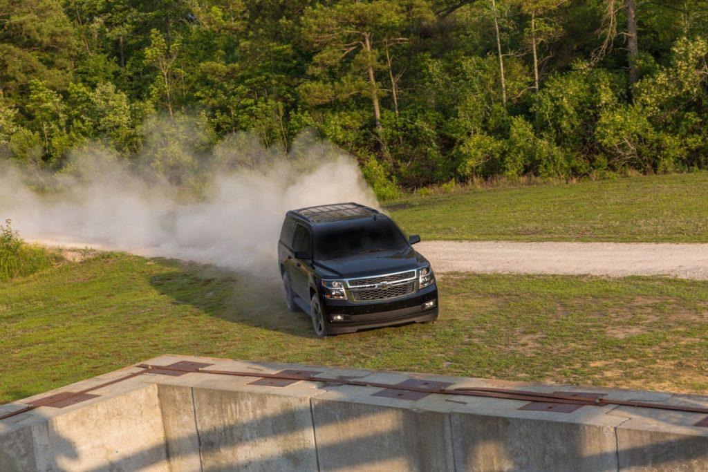 suburban tactical - Delta Force vets show us why they love Chevy's big SUVs