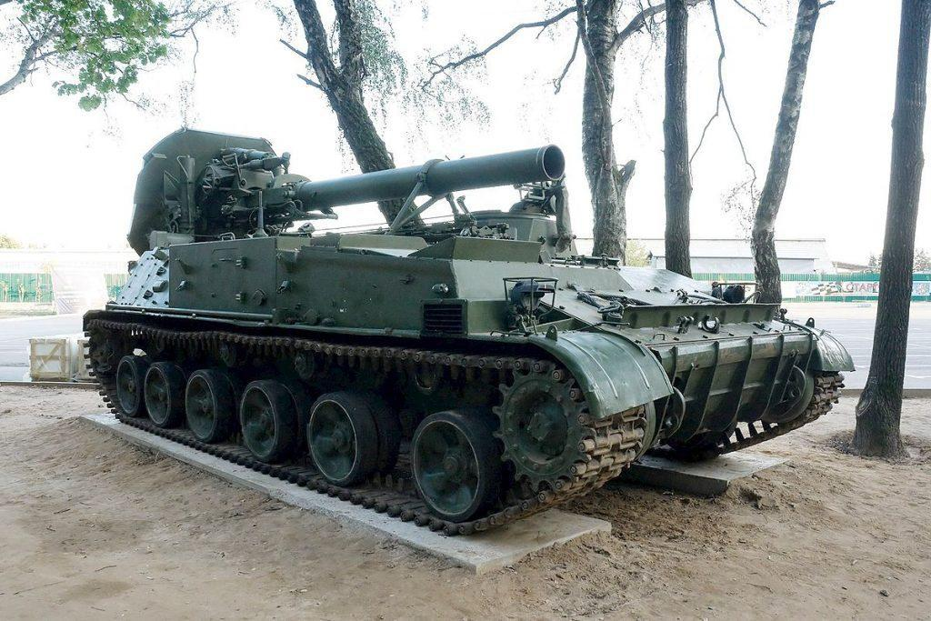 Top Five Most Fearsome Artillery Systems Used by the Russian Army 4