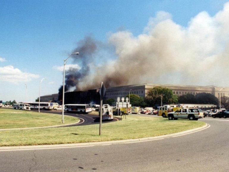 9 11 pentagon 12 770x578 - FBI release unseen image of Pentagon on 9/11