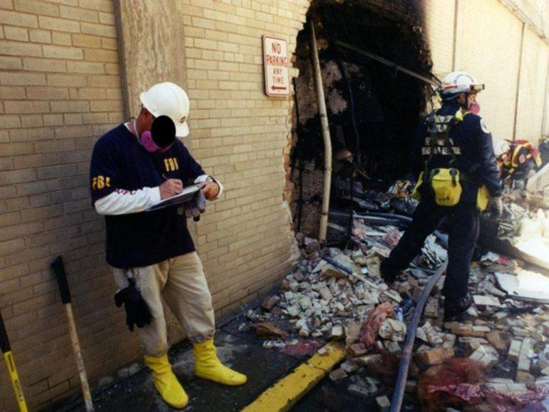 9 11 pentagon 15 770x578 - FBI release unseen image of Pentagon on 9/11