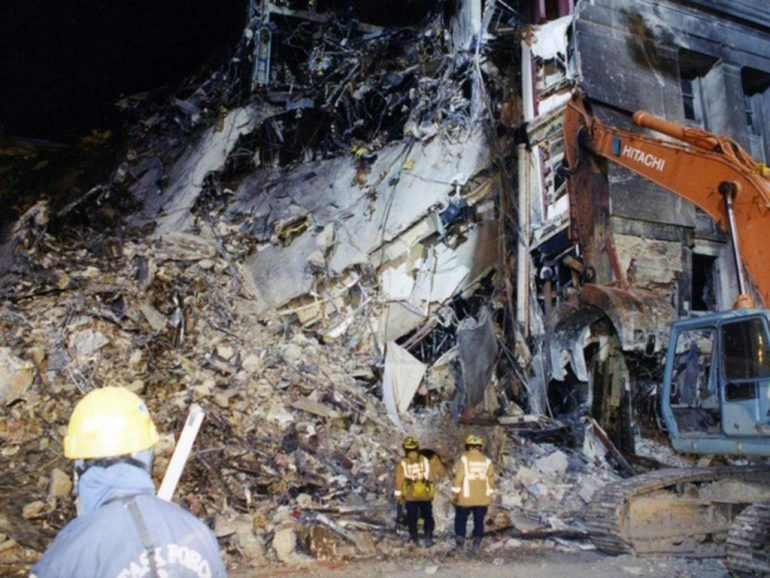 9 11 pentagon 16 770x578 - FBI release unseen image of Pentagon on 9/11