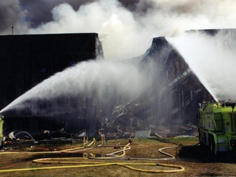 9 11 pentagon 18 770x578 - FBI release unseen image of Pentagon on 9/11