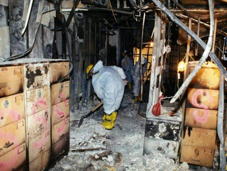 9 11 pentagon 4 770x578 - FBI release unseen image of Pentagon on 9/11