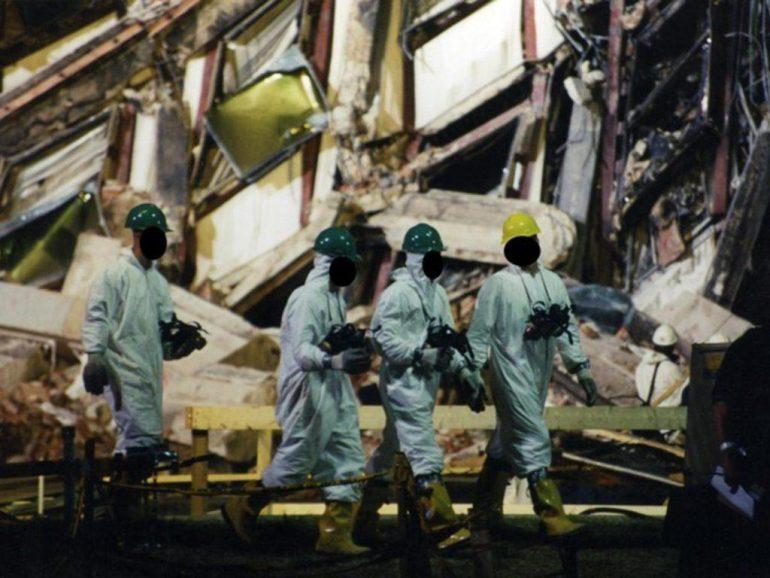 9 11 pentagon 5 770x578 - FBI release unseen image of Pentagon on 9/11