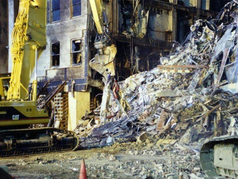 9 11 pentagon 6 770x578 - FBI release unseen image of Pentagon on 9/11