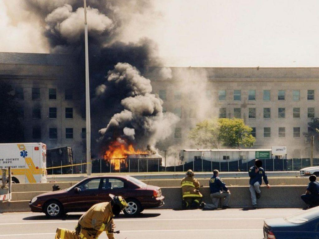 9 11 pentagon 7 - FBI release unseen image of Pentagon on 9/11