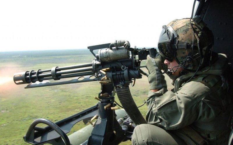 The Military Superpowers' Most Formidable Rapid-Fire Weapons