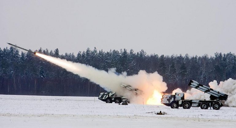 Gods of war 770x417 - Top Five Most Fearsome Artillery Systems Used by the Russian Army