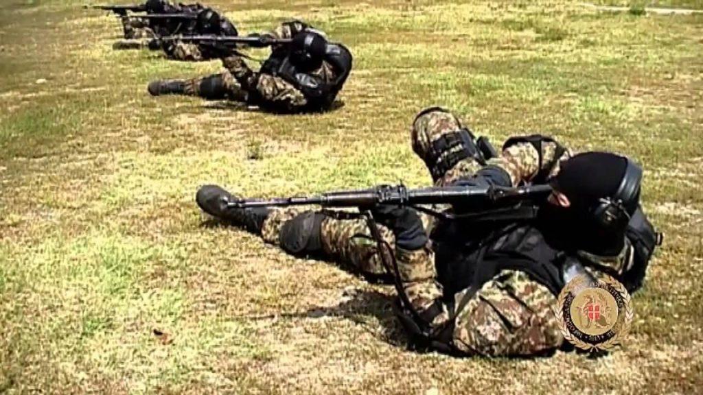 PTJ - Counter-terrorist Unit 1