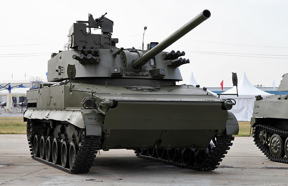 Top Five Most Fearsome Artillery Systems Used by the Russian Army 5