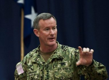 A Navy SEAL admiral explains how he learned to never give up