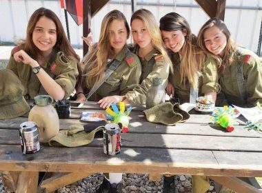 Hottest Weapon: Israeli Female Soldiers Show Off Their Sexy Side 2020 image