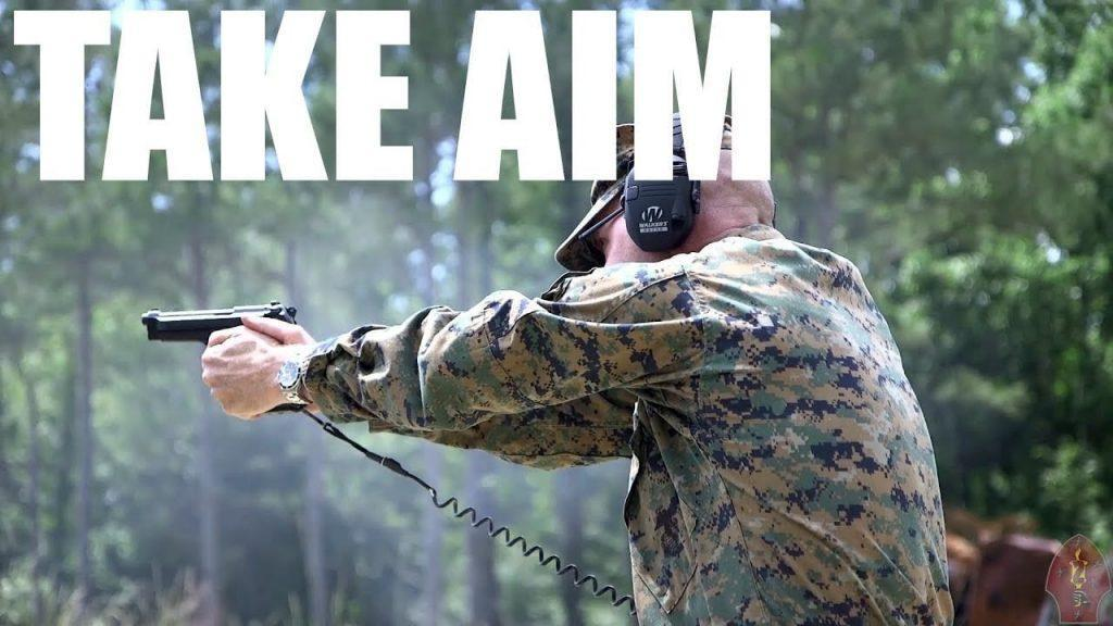 The 2nd Marine Division's top firearms expert put the M9 and Glock 19 H2H 1