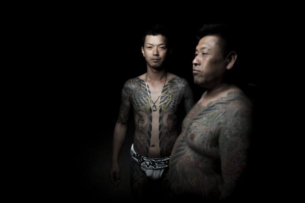 Japan Yakuza