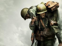 The Best War Movies That Won Oscar: Hacksaw Ridge (2017)