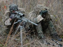 Do you know why are snipers treated worse than infantry when captured? 2020 image
