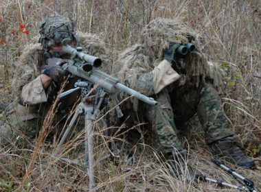 Becoming an U.S. Army Sniper