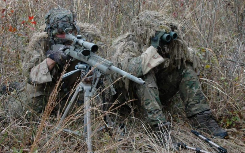 Becoming an U.S. Army Sniper 2020 image
