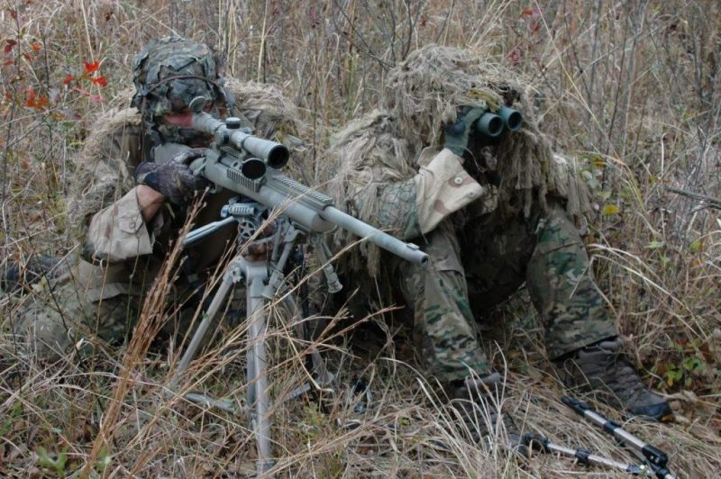Becoming an U.S. Army Sniper 2